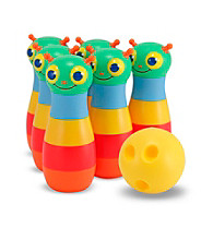 Melissa & Doug® Happy Giddy Bowling Set