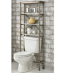 Home Styles® Orleans Over the Commode Shelf