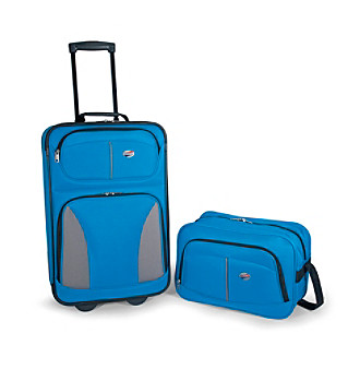 American Tourister® Turquoise 2-pc. Luggage Set