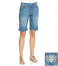 Nine West Vintage America Collection® Embellished Bermuda Shorts