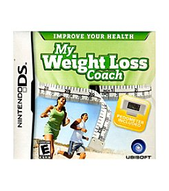 Nintendo DS® My Weight Loss Coach XL with Pedometer