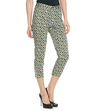 Skye's The Limit® Crop Printed Pant