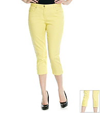 Skye's The Limit® Slim Crop Pant