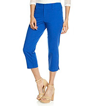 AGB® Solid Cropped Pant