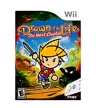 Nintendo® Wii® Drawn To Life: The Next Chapter