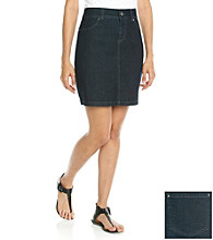 Relativity® Denim Skirt