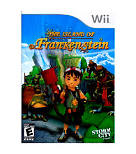 Nintendo® Wii® The Island of Dr. Frankenstein