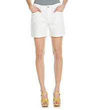 Levi's® Pieced Pocket Shorts