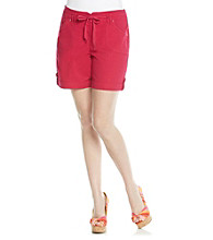 Gloria Vanderbilt® Knit Waist Short