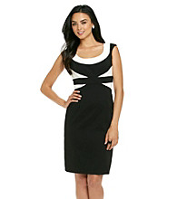 Ronni Nicole® Colorblock Sheath Dress