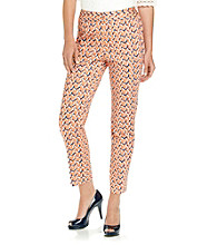 Nine West® Sateen Skinny Pant