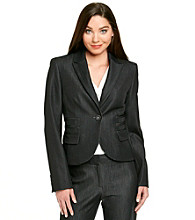 Nine West® Peak Collar Jacket