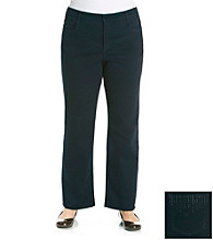 Jones New York Signature® Plus Size Lexington Straight Leg Jean