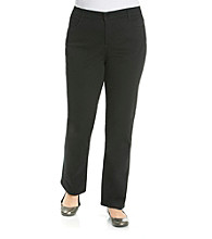 Jones New York Signature® Plus Size Lexington Super Stretch Twill Jean