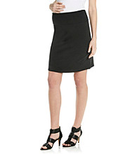 Three Seasons Maternity™ Solid Knit Skirt