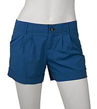 A. Byer Juniors' Soft Cuffed Short