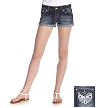 Wallflower Vintage® Juniors' Bling Back Short