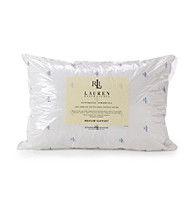 Lauren Ralph Lauren Logo Pillow