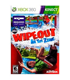 Xbox 360® Kinect Wipeout