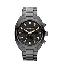 Michael Kors® Grey/Gunmetal Dean Watch