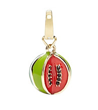 Fossil® Goldtone Watermelon Charm