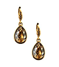 Givenchy® Goldtone Drop Earrings