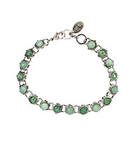 Nine West Vintage America Collection® Seafoam Green Flex Bracelet