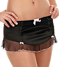 Jezebel Black Indulge Skirt