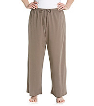 Jockey® Plus Size Knit Pants