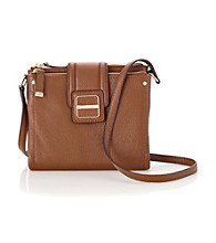 Calvin Klein® Key Item Leather Crossbody