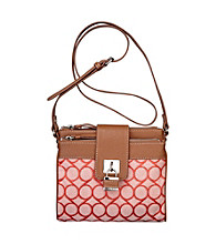Nine West® 9's Jacquard Small Tab Crossbody