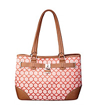 Nine West® 9's Jacquard Medium Shopper