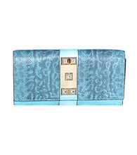 Vince Camuto® Blue Mint Louise Clutch