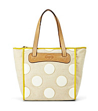 Fossil® Bone Dot Key-Per Shopper