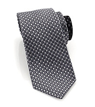 Perry Ellis Portfolio® Men's Black Positano Micro Tie
