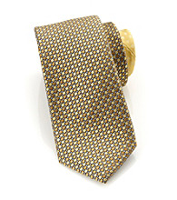 Perry Ellis Portfolio® Men's Yellow Positano Micro Tie