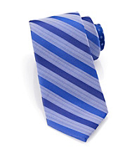 Perry Ellis Portfolio® Men's Blue Cuma Stripe Tie