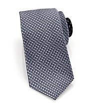 Perry Ellis Portfolio® Men's Black Grotto Mini Tie