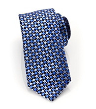 Perry Ellis Portfolio® Men's Navy Monti Micro Tie