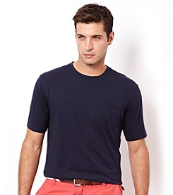 Nautica® Men's Short Sleeve Anchor Pocket Tee