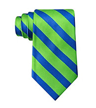Izod® Men's Ranger Stripe Silk Tie