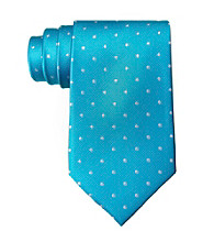 Izod® Men's Marlins Dot Silk Tie