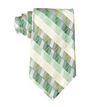 Van Heusen® Men's Two-Way Shaded Geo Silk Tie