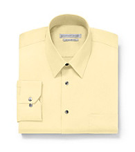 Geoffrey Beene® Men's Solid Long Sleeve Dress Shirt
