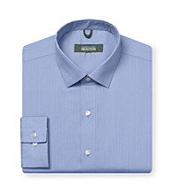 Kenneth Cole REACTION® Men's Indigo Regular Fit Dress Shirt