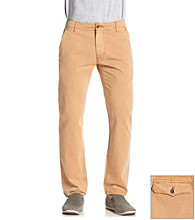 Levi's® Men's Leather Brown Twill Chino Pant