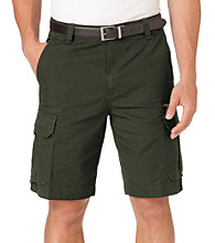 Chaps® Men's Military Green Ripstop Cargo Short