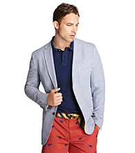 Izod® Men's Blueprint Seersucker Blazer