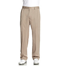 Callaway® Men's Dune Pleated Pebble Stitch Pants