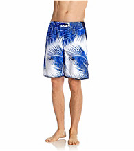 Nike® Men's Hyper Blue Palm Break Swim Short